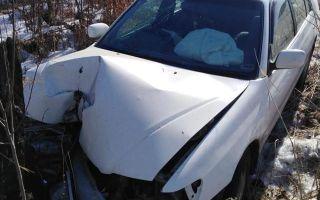 Пьяный водитель сбил пешехода ночью