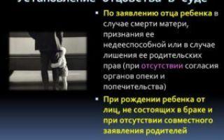 Суд оставил ребенка отцу — как это оспорить, судебная практика в россии