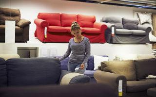 Возврат мебели без упаковки