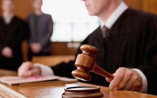 Реестр юридических лиц, подвергнутых банкротству