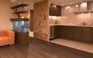 Увеличение кухни за счет комнаты — что нужно для такой перепланировки, как узаконить ее