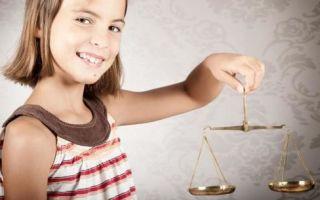 Законные интересы ребенка — что это (по ск рф)