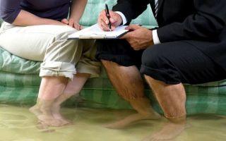 Затопили соседи — куда первым делом нужно обратиться?