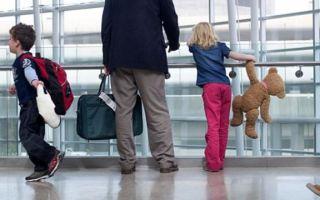 Снятие запрета на выезд ребенка за границу — судебная практика, частые вопросы
