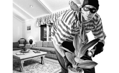 Кража денег из дома - как быть?