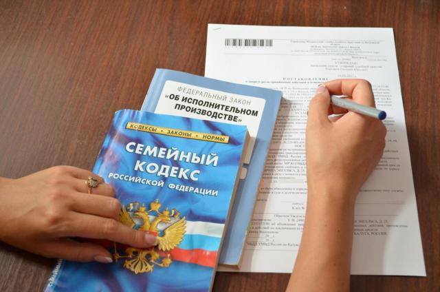 Уплата алиментов по расписке без официального соглашения