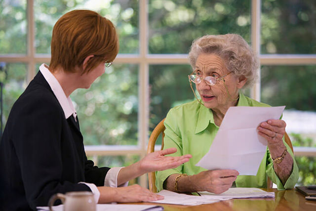 Обязательная доля в наследстве для пенсионеров - определение, размер доли, документы для оформления