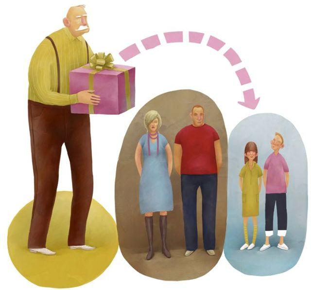 Принятие наследства по праву представления - что означает этот термин, когда применяется, особенности наследования