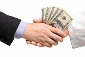 Обналичивание денежных средств - ответственность генерального директора