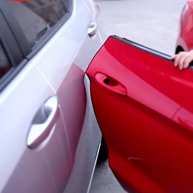 Кто-то повредил машину на стоянке в мое отсутствие - что делать?