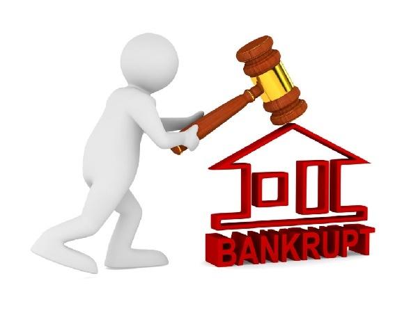 С какой суммы можно начать процедуру банкротства фирмы?
