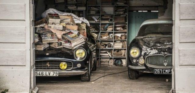 Как поделить гараж и авто при разводе супругов?