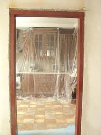 Перенес дверного проема - какие согласования нужны? Это перепланировка или нет?