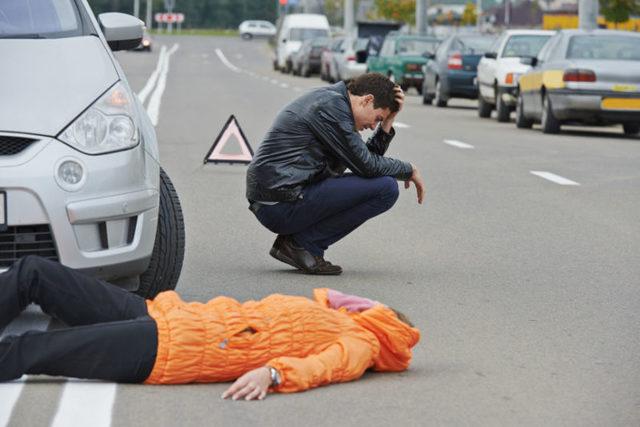 Насмерть сбил пешехода и скрылся - что будет?