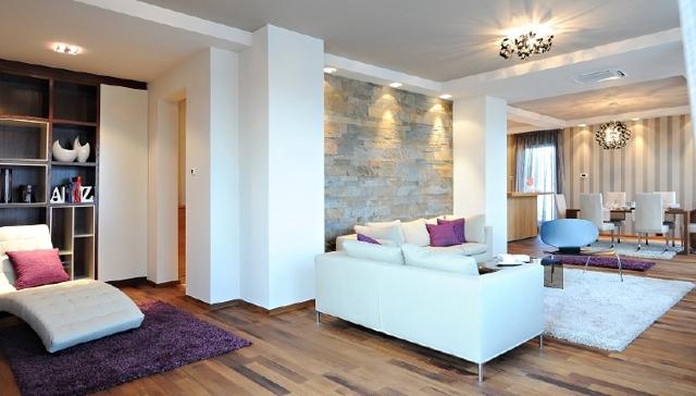 Перепланировка в квартире не затрагивает несущие стены