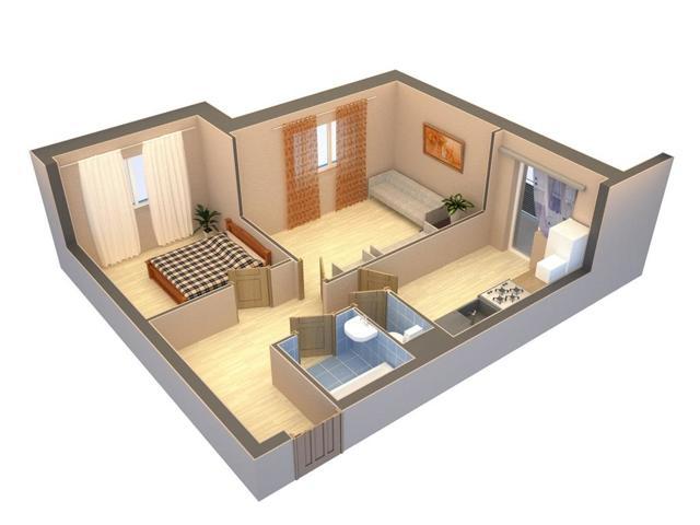 Перепланировка без согласия 2го собственника квартиры