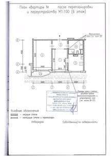 Перепланировка на последнем этаже дома: особенности